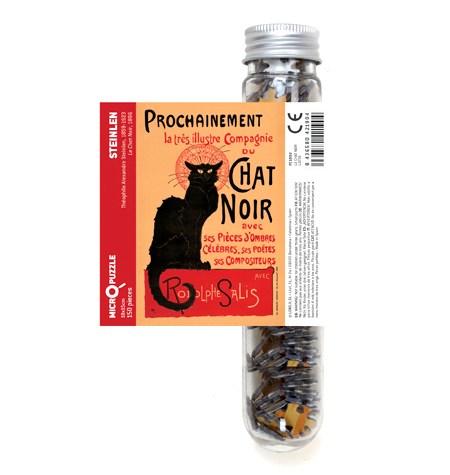 Puzzle 150 MINI – Tubo – Le Chat Noir