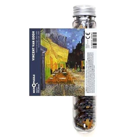 Puzzle 150 MINI – Tubo – Café de Noche, Van Gogh – Londji
