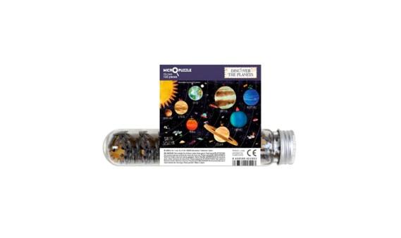 Puzzle 150 MINI – Tubo – Discover The Planets – Londji