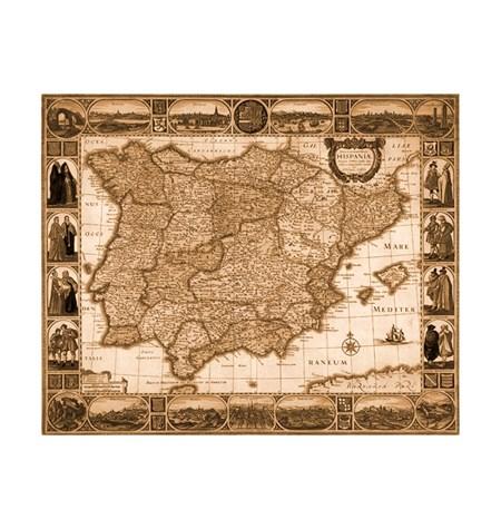 Puzzle 200 Madera – Hispania – SPuzzles