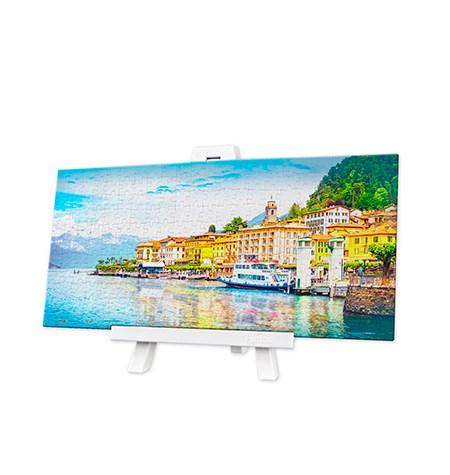 Puzzle 253 MINI – Piezas de Plástico – Como Lake, Italy – Pintoo