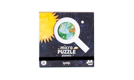 Puzzle 600 MINI – Planets – Londji