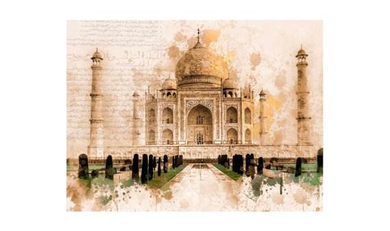 Puzzle 200 Madera – Taj Mahal – SPuzzles