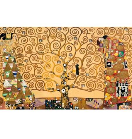 Puzzle 200 Madera – El Árbol de la Vida, Klimt – SPuzzles