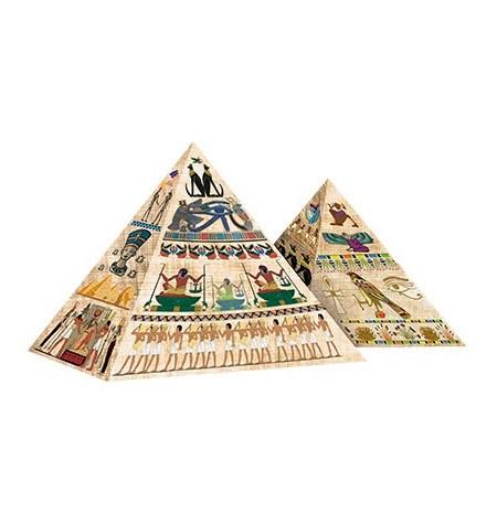 Puzzle 80 Madera – SILUETA Egipto – SPuzzles