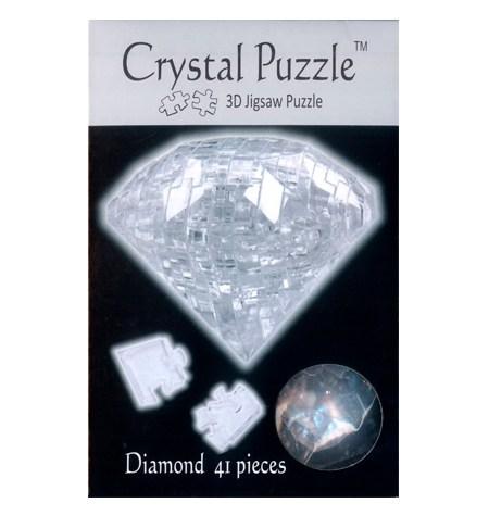 Rompecabezas Puzzle 3D Metacrilato PQ – Diamante