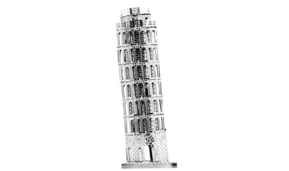 Metal Model Torre de Pisa