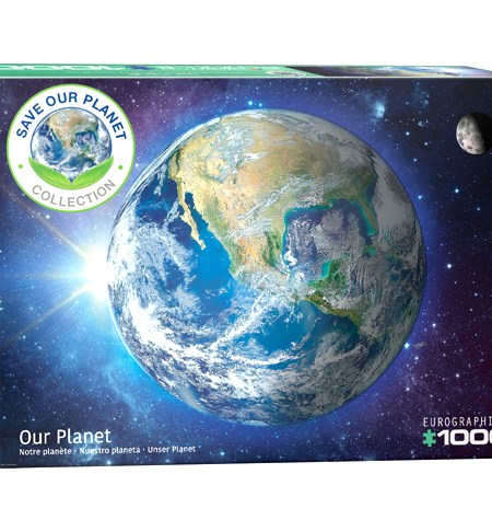 Puzzle 1000 Nuestro Planeta - Our Planet