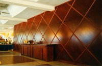 Wood Wall Panel Design | The Interior Design Inspiration Board