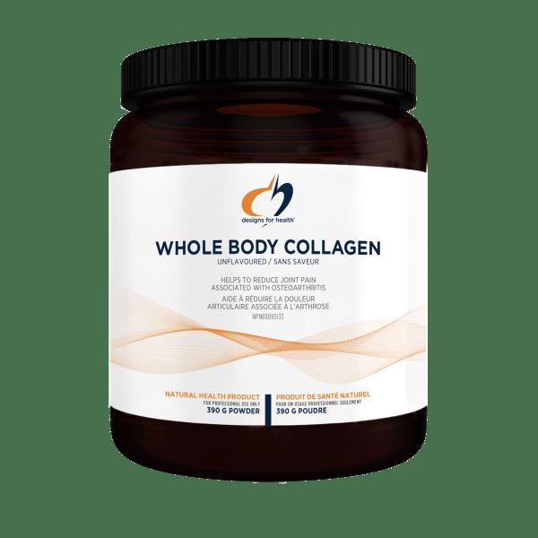 Whole Body Collagen Designs for Health Canada