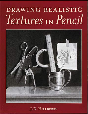How to draw in pencil - Pencil artists technique book