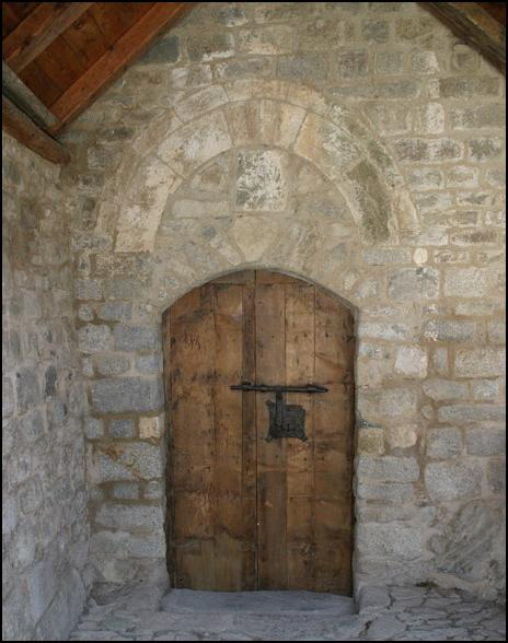 Resultado de imagen de Santa María de Cardet crismon