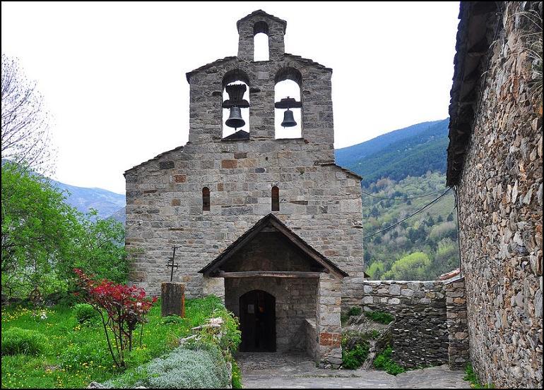 Resultado de imagen de Santa María de Cardet
