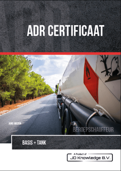 ADR Certificaat - Basis Tank