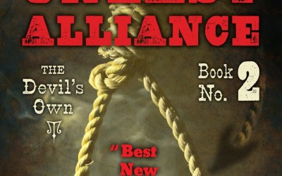 An Uneasy Alliance – The New Cover's Here!