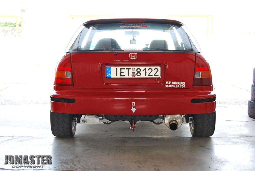 bil civic ek 12