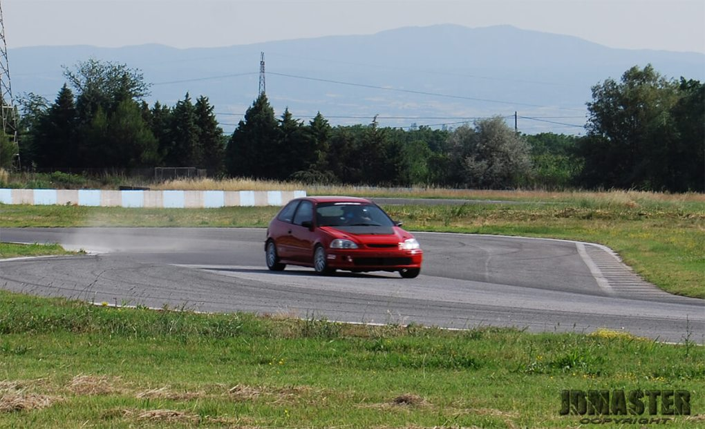 bil civic ek 26