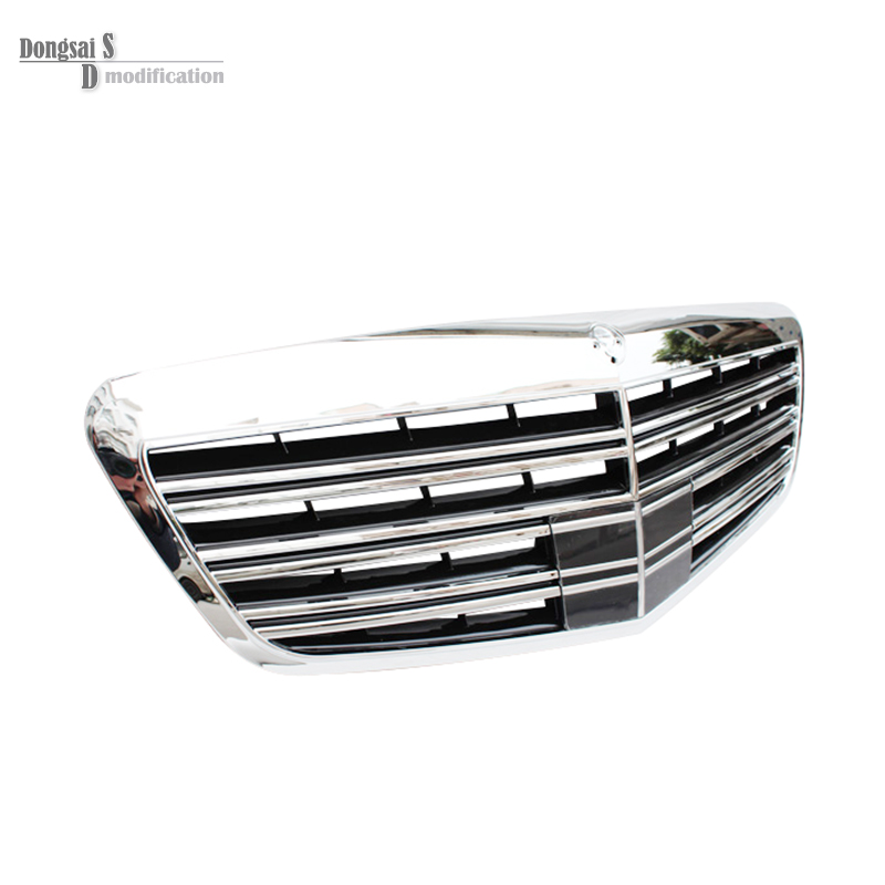 mercedes w221 s65 style front bumper grille racing grills