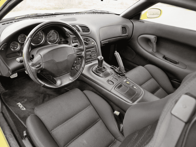 Mazda RX-7 Third Generation