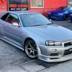 Nissan Skyline Bnr34 Gt R For Sale 3559 Jdmbuysell Com