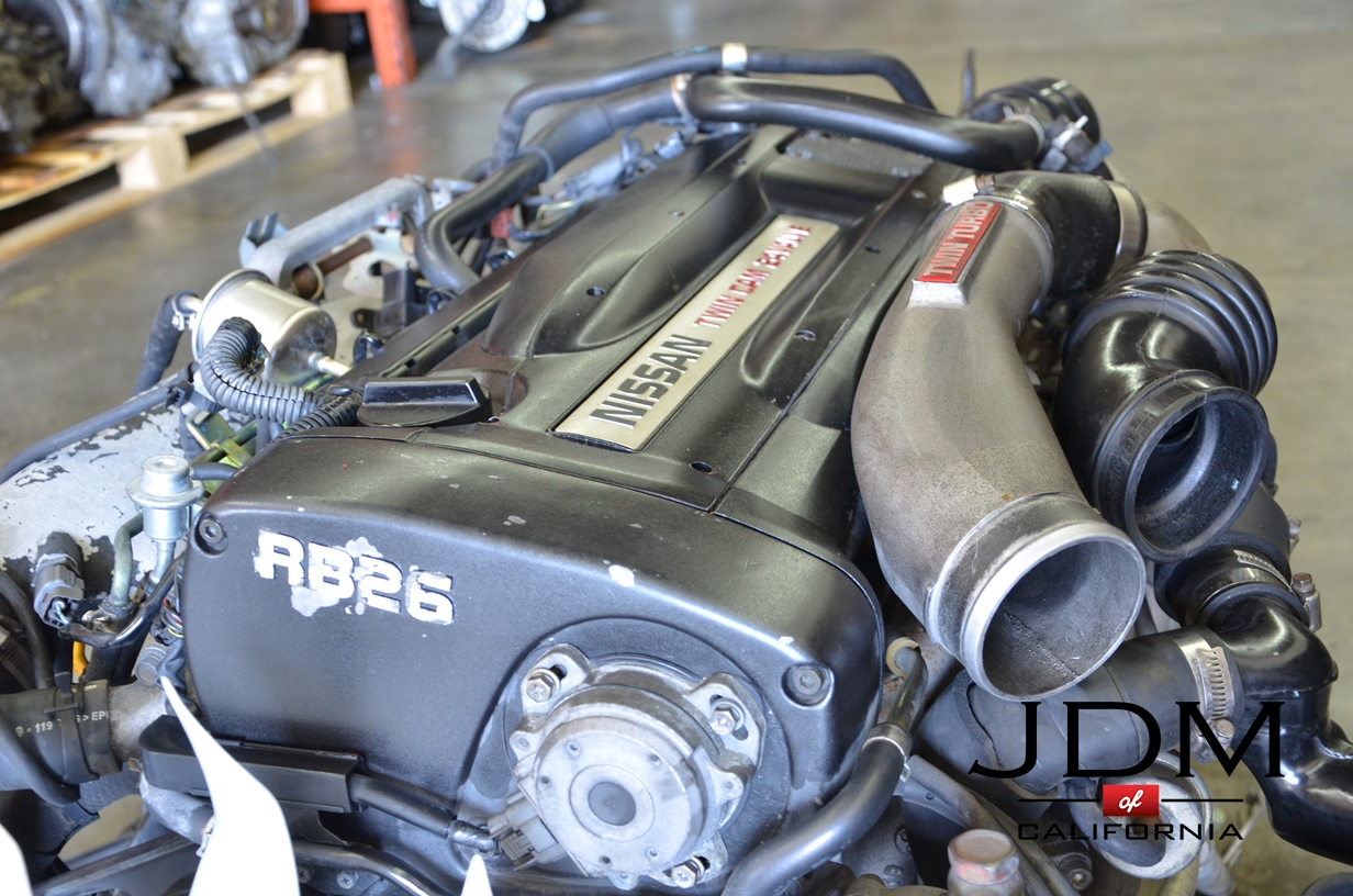Rb26dett Wiring Harness For Skyline Gtr R32 Engine And Trans