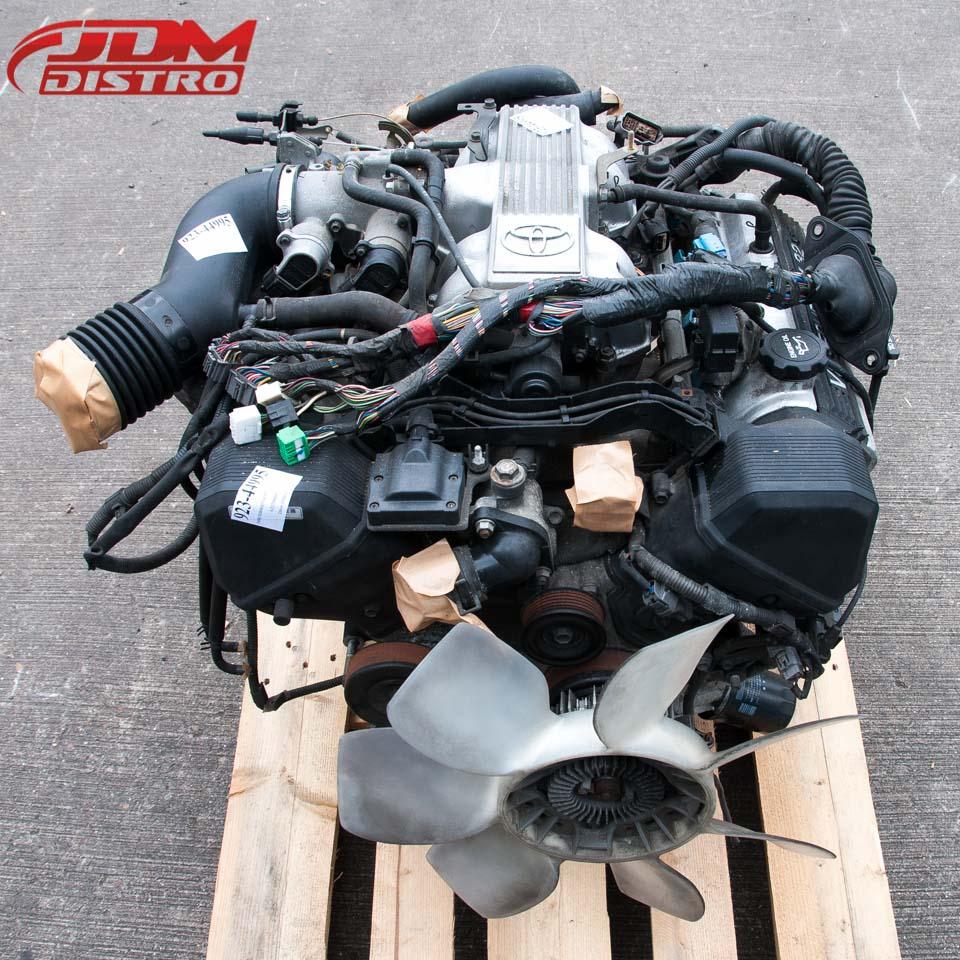 Toyota Uz Engine