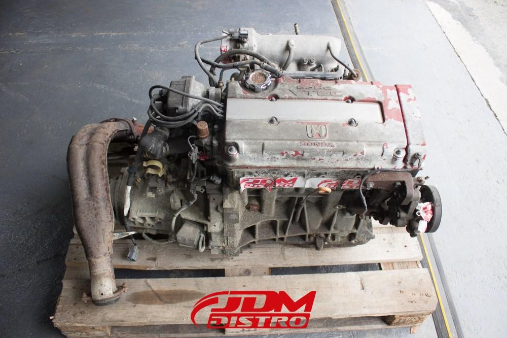 medium resolution of honda civic type r ek9 b16b engine and s4c gearbox jdmdistro buy jdm parts online worldwide shipping