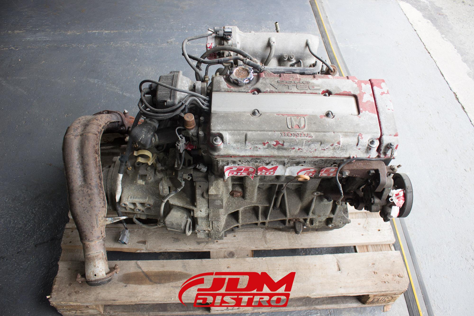 hight resolution of honda civic type r ek9 b16b engine and s4c gearbox jdmdistro buy jdm parts online worldwide shipping