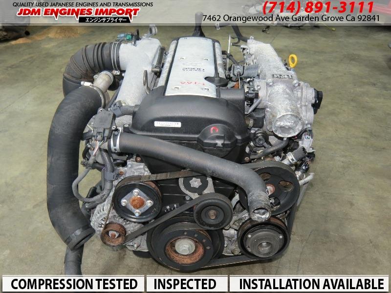 Jdm Toyota 1jz Gte Vvti Engine Automatic Transmission Wiring Ecu