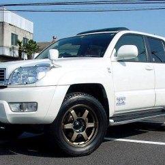 1992 Toyota Hilux Surf Wiring Diagram Zig Unit 4runner Jdmeuro Com Jdm Wheels And Trends Archive Truck Volk Racing Te37x