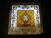 Stained Glass In Bathroom - Frasesdeconquista.com