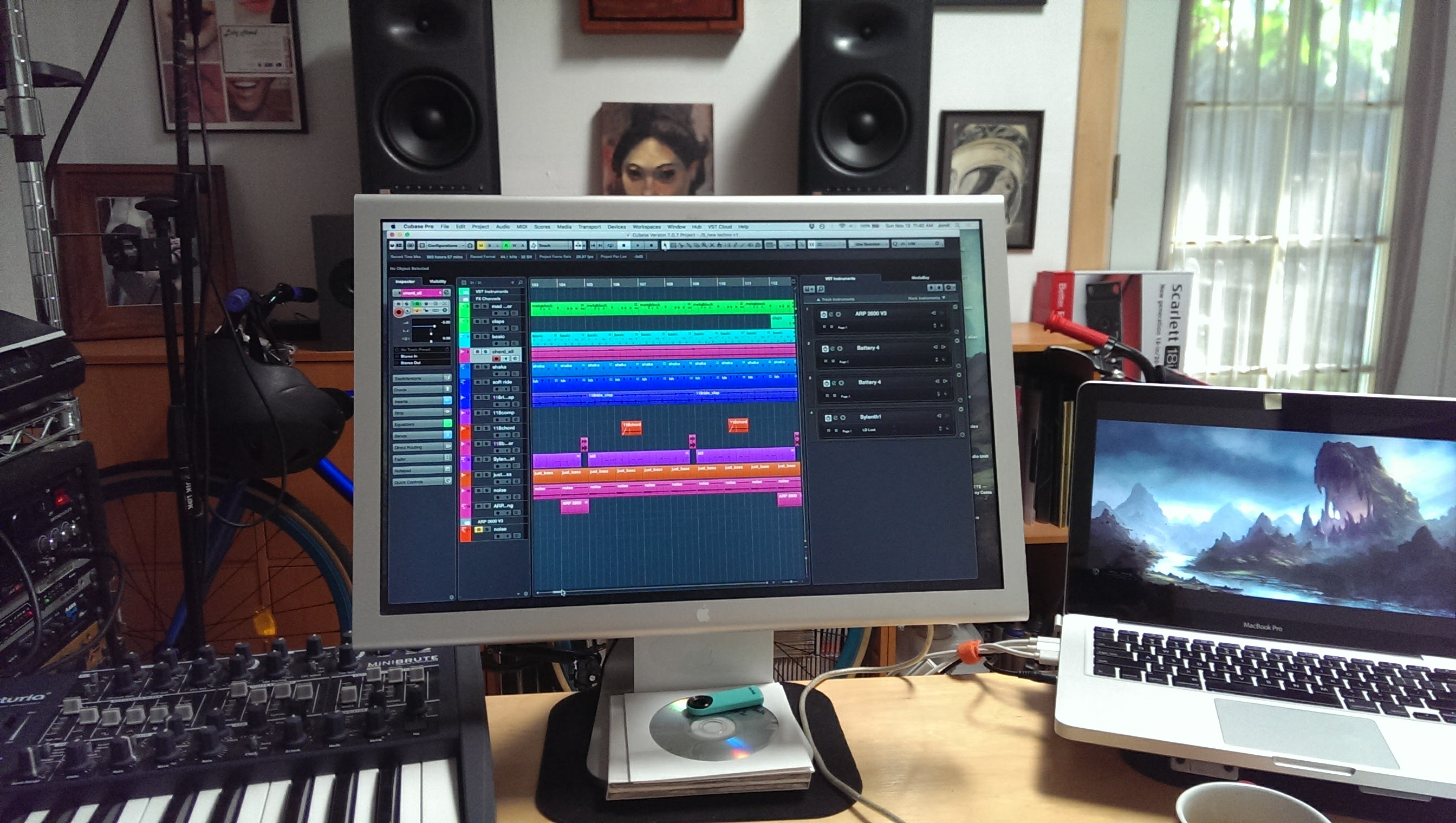 cubase for mac el capitan