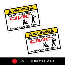 1165---Warning-Civic-W