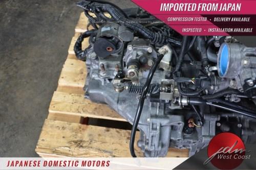 small resolution of jdm 4g63 mitsubishi lancer evolution 5 6 2 0l dohc turbo engine evo 6
