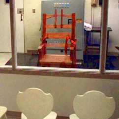 Florida Electric Chair Yoga Certification Nyc Witness Rm John De Nugent