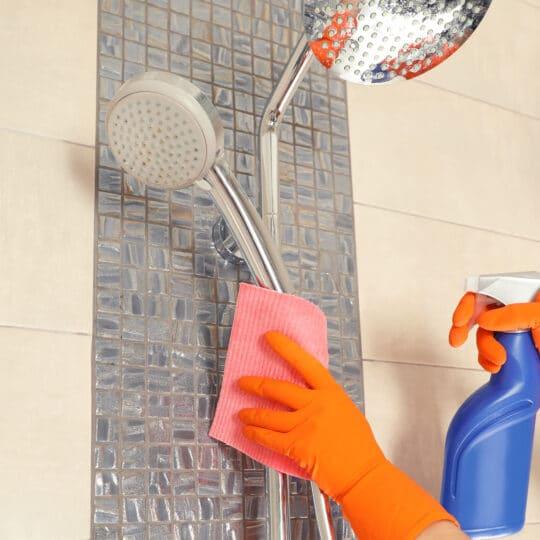 homemade shower tile spray jdog