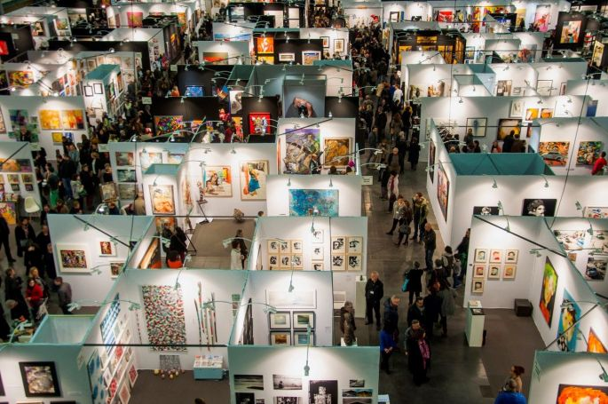 Salon Contemporain 2019