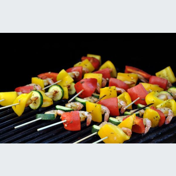 Mobilier Table Brochette Lgumes Barbecue