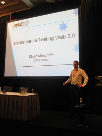 ANZTB 2009 performance testing presentation