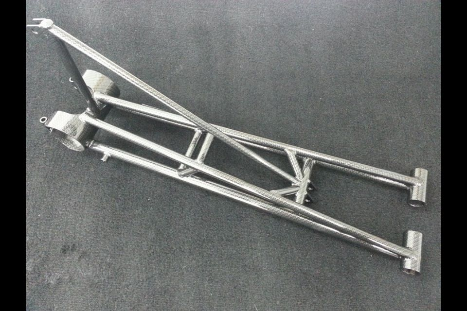 Yamaha Banshee Swingarms by JDS Customs