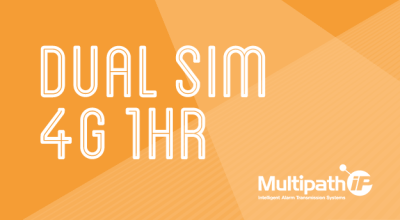 Multipath IP Dual SIM 4G 1hr Plan