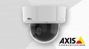 AXIS P5635-E MK II PTZ Network Camera