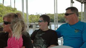 Interpretive Boat Tours | Jonathan Dickinson State Park, Hobe Sound, FL