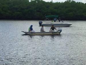 Boat Rentals at Jonathan Dickinson State Park, Hobe Sound, Florida