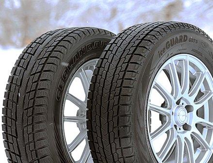 横浜ゴム SUV用スタッドレスタイヤ「iceGUARD SUV G075」大幅にサイズ拡充