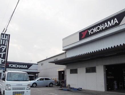 身軽さで激戦区を生き抜く、川越市の山川タイヤ商会