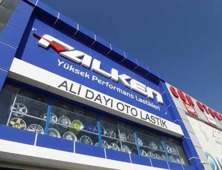 成長市場トルコのタイヤ販売最前線、ダンロップやファルケンの評価は――