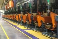 ブリヂストン-スマート工場