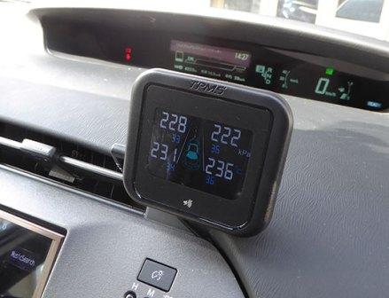 バスクからTPMSの新製品 幅広いドライバーに対応