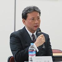 横浜ゴムの山石社長